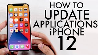 How To Update Apps On iPhone 12! screenshot 4