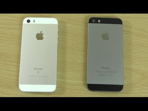 Apple iPhone SE vs iPhone 5S - Speed & Battery Test!