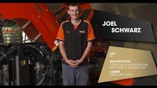 The Diesel Mechanic: Joel's Story