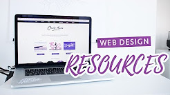 Essential Web Design Resources | CharliMarieTV