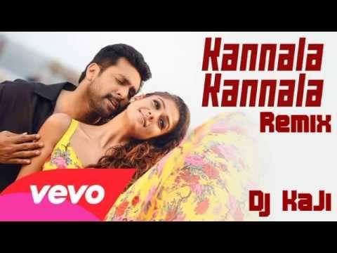 Kannala Kannala Remix - Dj KaJi
