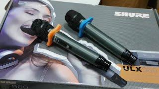 Míc Shure ULX 960 Cực Hay Giá 1tr450k