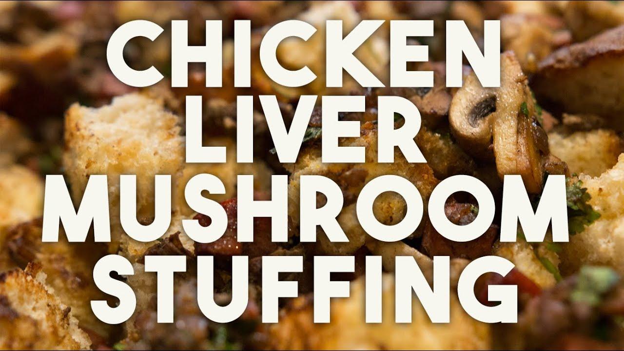 Chicken liver mushroom stuffing easy crunchy and delicious chicken liver mushroom stuffing easy crunchy and delicious recipe youtube forumfinder Gallery