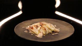 « Mille-feuille » d'endives au jambon par Philippe Conticini (#DPDC)
