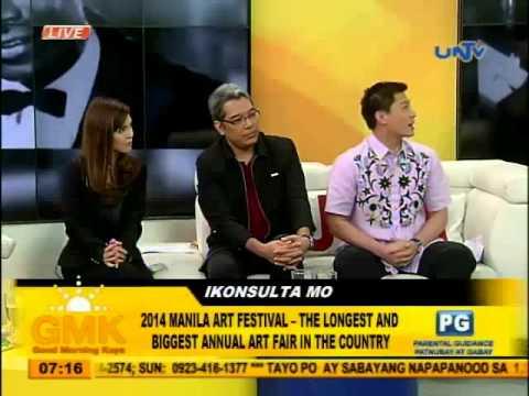 2014 Manila Art Festival
