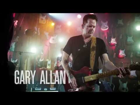 Gary Allan - Guitar Center Sessions Behind the Scenes