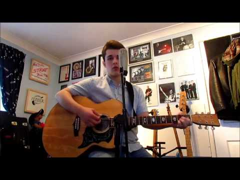 Robson Field - Blue Angel (Roy Orbison - Acoustic Cover)