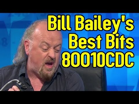 Bill Bailey's Best Bits - 8 Out Of 10 Cats Does Countdown (part 1)
