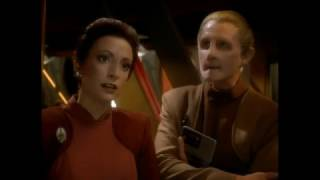 Star Trek DS9 | Don't Mess with Kira & Odo, Quark learns