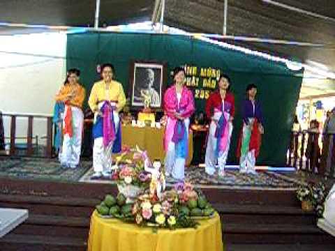 GDPT Anoma Non Nuoc Huu Tinh Dance