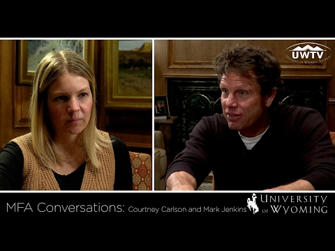 MFA Conversations: Mark Jenkins and Courtney Carlson