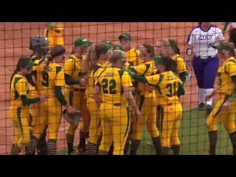 Softball Highlights: Abilene Christian 7, Southeastern Louisiana 1 (3/10/2018)