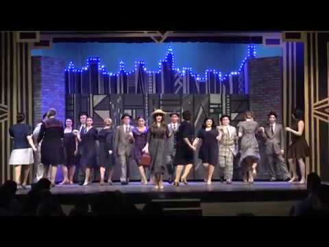 Thoroughly Modern Millie - Red Bank Catholic Casey Players 2018