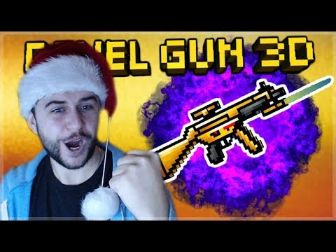 OMG! WE UNLOCKED THE MYTHICAL GOLDEN FRIEND WEAPON! | Pixel Gun 3D