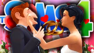 NIGEL'S WEDDING! - The Sims 4 - #15 - (Sims 4 Funny Moments)