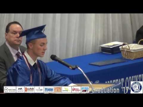 2017 Graduation Pt. 5 - Moffat County High School - GO