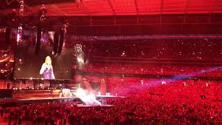 Taylor Swift - This Is Why We Can't Have Nice Things Live (Wembley Stadium London) 22/06/18