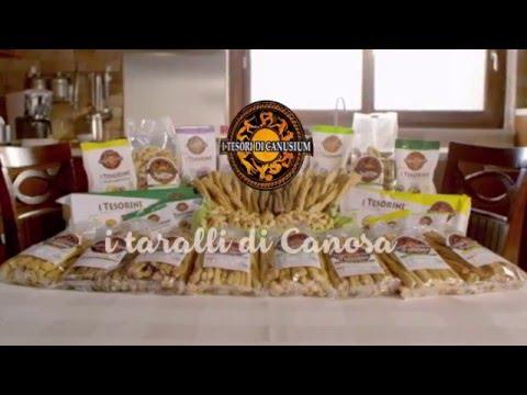 I TESORI DI CANUSIUM APULIA FOOD