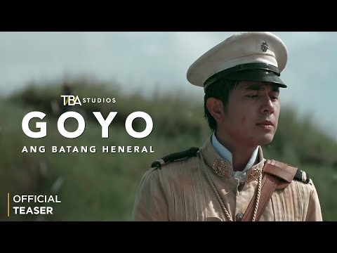 Goyo: The Boy General trailer