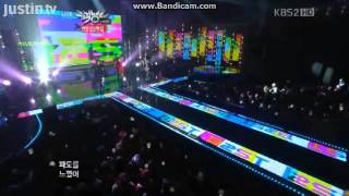 [121221 Music Bank] B2ST - Beautiful Night