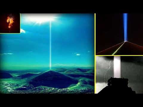Energy Beams Starting Up In Pyramids?