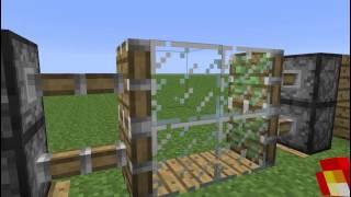 •Minecraft  для чайников• Let's play. Как сделать раздвижные двери в Minecraft.(Смотрите, ставьте лайки, выделяйте плюсы и минусы в комментах, буду рад любому совету!, 2013-09-08T20:12:58.000Z)