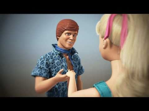 Toy Story 3 Ken And Barbie Audition Youtube