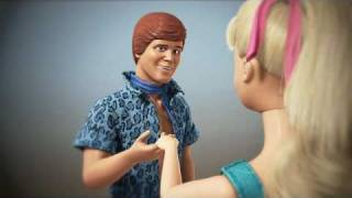 Toy Story 3 - Ken and Barbie audition