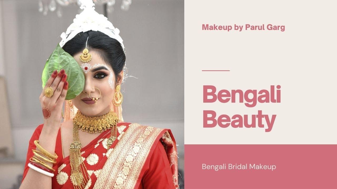Bengali Beauty ! Makeup by Parul Garg
