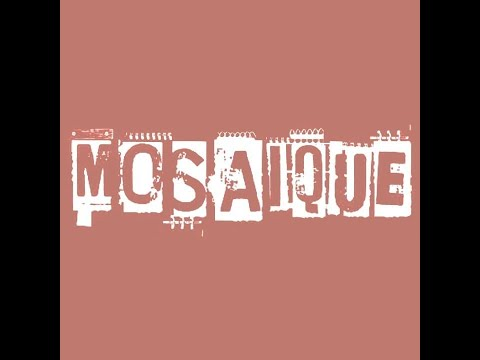 Mosaique - Muda - Live @ Arci Arcobaleno (Roma)