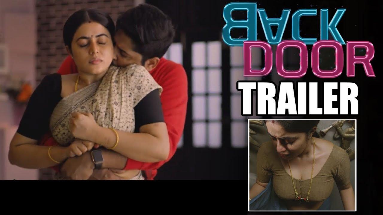 Poorna's Back Door Movie HOT Trailer | Dhee Judge Poorna | Telugu Tonic