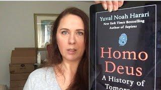 Victoria's Book Review: Homo Deus by Yuval Noah Harari