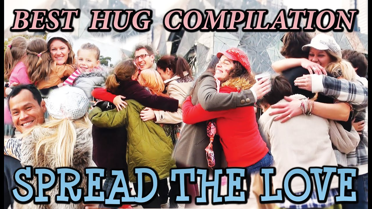 Hug Day Spread The Love With Hugs Youtube