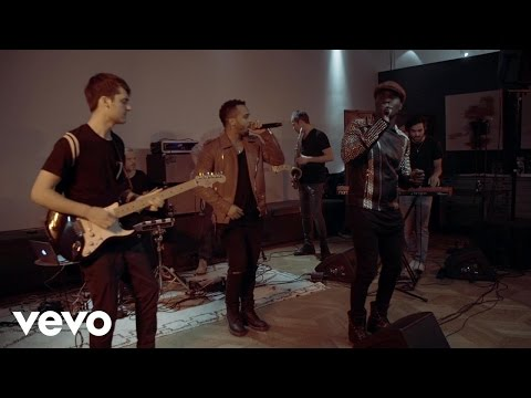 Throttle - Money Maker (Live at ADE 2016) ft. LunchMoney Lewis, Aston Merrygold