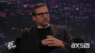 Steve Carell Pays Respect to Goalies on Tom Green Live