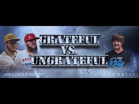Stellar Fusion: Grateful vs Ungrateful (3PFD & Zach Is Nobody vs Mac Rally) | Vortex