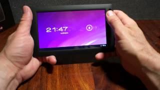 видео планшетный компьютер android