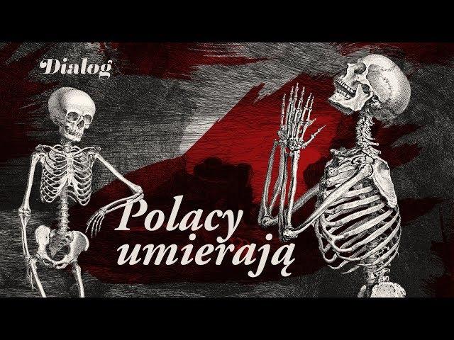 Polacy umierają: samobójstwo, alkohol, nowotwory i statystyki medyczne