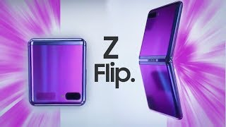 Samsung Galaxy Z Flip OFFICIAL TRAILER!!!