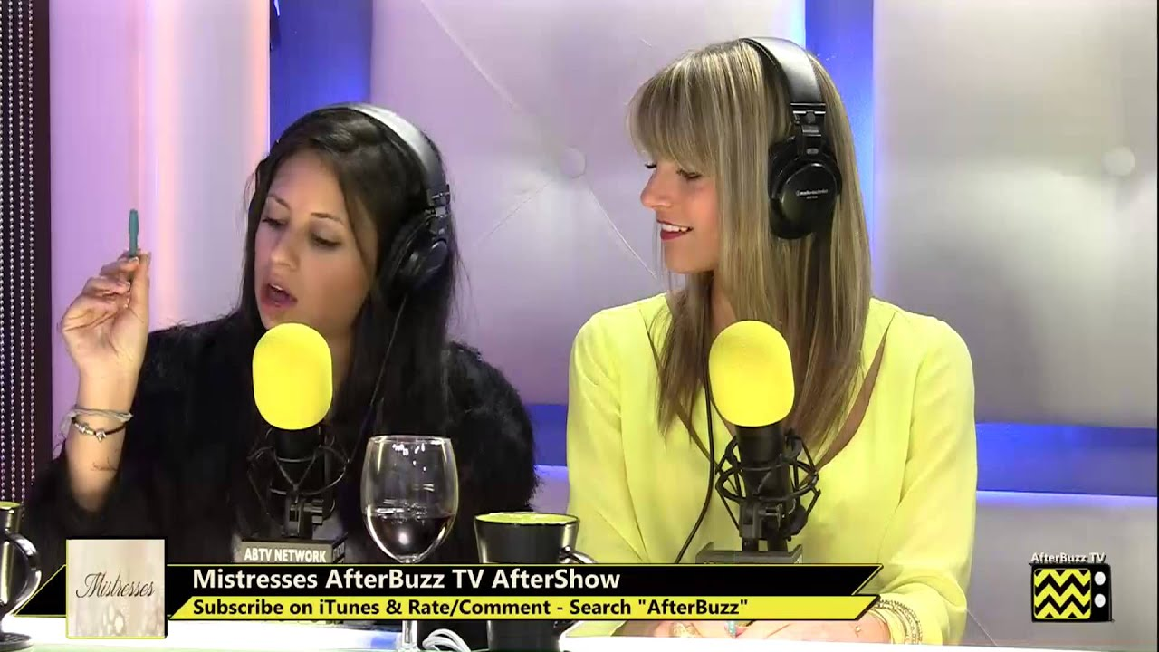 """Download Mistresses  After Show  Season 1 Episode 2 """" The Morning After """"    AfterBuzz TV"""