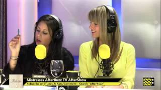 "Mistresses  After Show  Season 1 Episode 2 "" The Morning After ""  
