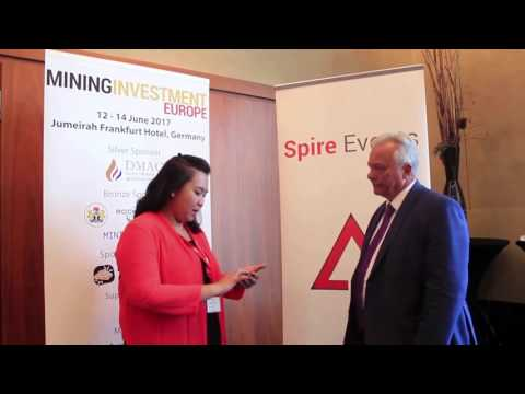 Interview with Harry Sandström, Director of Mining Finland