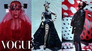 The Best Moments From the Met Gala's Vogue x Instagram Studio | Met Gala 2017