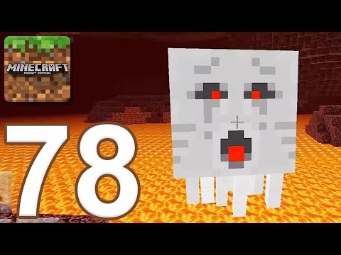 Minecraft: Pocket Edition - Gameplay Walkthrough Part 78 - Survival (iOS, Android)