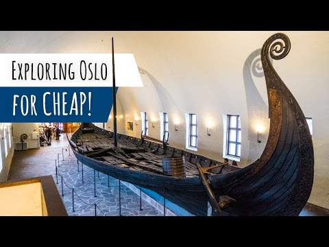 Oslo City Guide - 5 Cheap Things to Do in Oslo, Norway!