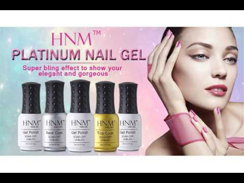 HNM Nail Gel Polish Collection
