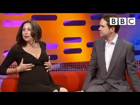 Are you hot Minnie?  The Graham Norton   BBC Two