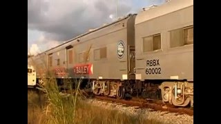 A look inside the Ringling Bros Circus Train