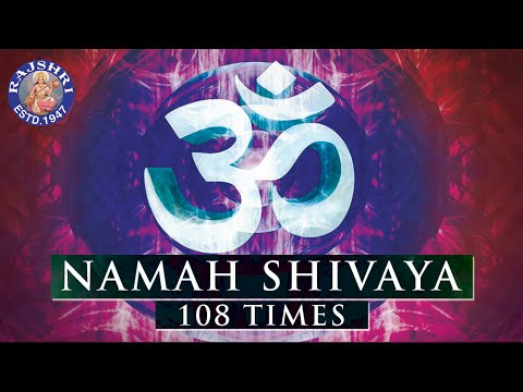 om namah shivaya chanting 108 times peaceful chant with