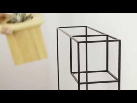 Etagère murale Cubist - Umbra chez Pure Deco